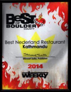 Best Nederland Restaurant 2014