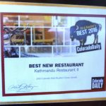 Best New Restaurant 2016