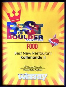 Best of Boulder 2016