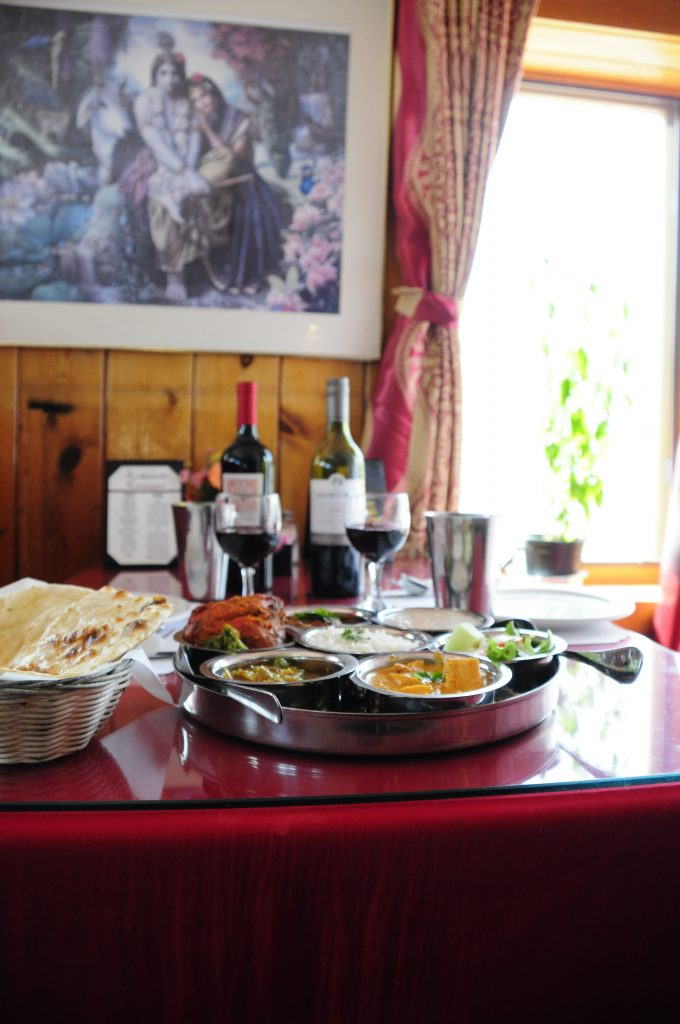 Featured Dish Nepali Meat Thali