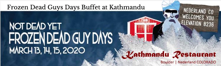 Frozen Dead Guy Days Kathmandu
