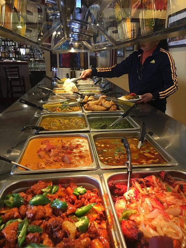 Buffet Meals Kathmandu Restaurant