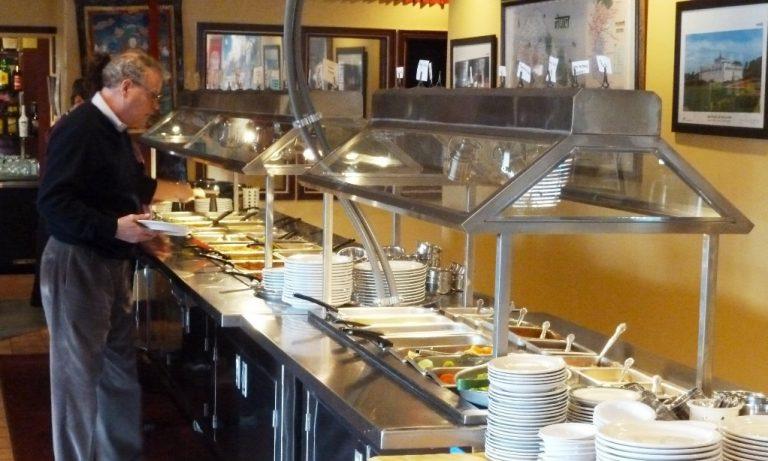 Kathmandu Restaurant Buffet