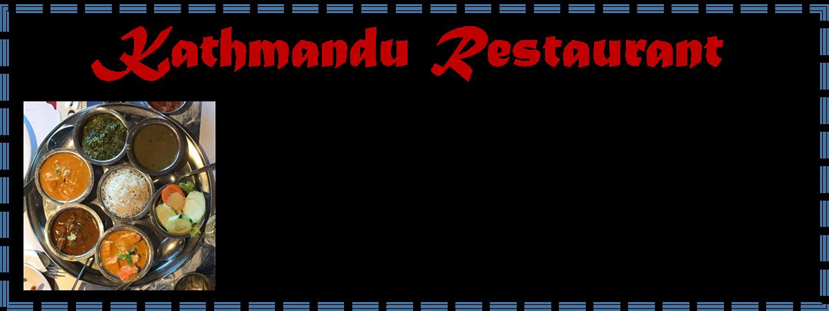 Kathmandu Restaurant Specials