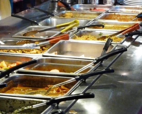 Kathmandu Restaurant Buffet-P1100749